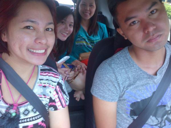 Road trip with siblings,,